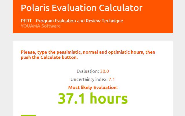 Polaris Evaluation Calculator Chrome Youama Com
